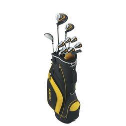 Wilson Men's Ultra Complete Package Golf Set, Left Hand, Sta