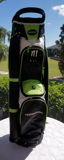 Prosimmon Ultra Lightweight 14 way Golf Bag With many extras