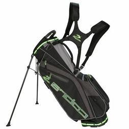 "Cobra Ultralight 2019 Stand Bag 8"" 5-way top Golf NEW"