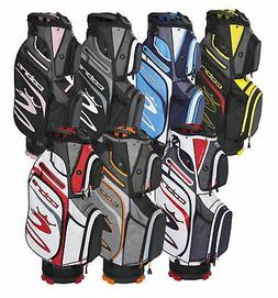 COBRA ULTRALIGHT CART GOLF BAG MENS - NEW 2020 - 14 WAY TOP
