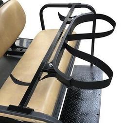 Universal Golf Bag Attachment Holder Golf Cart Rear Seat Bra