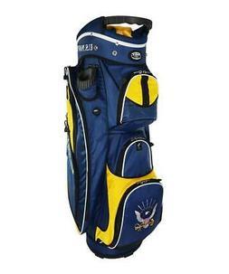 Hot-Z Golf Golf US Military Cart Bag Navy