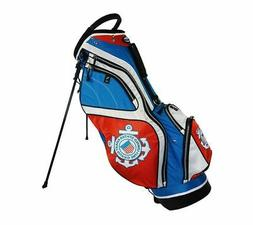 Hot-Z Golf US Military Stand Bag Coast Guard