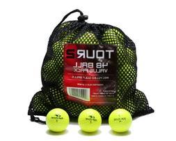 Various Brands Recycled B Grade Golf Balls in Mesh Bag