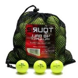 Color Various Brands Recycled Golf Balls in Mesh Bag