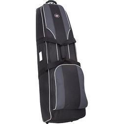 Golf Travel Bags Unisex Viking 4.0 Bag, Black with Slate Tri