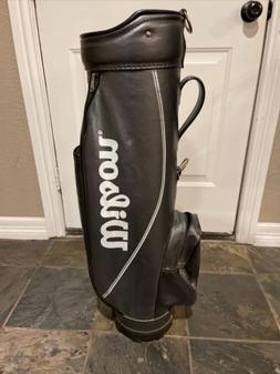 Vintage Wilson Golf Bag