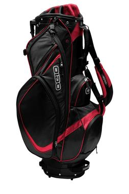vision golf bag