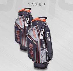 """PING VL Mens Sporty Caddie Bag Cart 9"""" 5 Way 5.5 lbs PVC,PU-"""