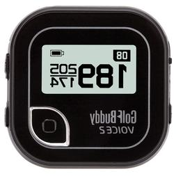 GolfBuddy Voice 2 Talking GPS Unit