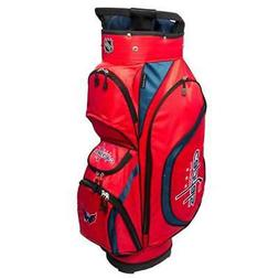 BRAND NEW Team Golf Washington Capitals Clubhouse Cart Bag R