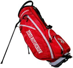 Washington State Cougars Official NCAA Fairway Stand Golf Ba