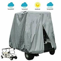 waterproof dust prevention golf cart