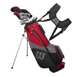 Wilson Golf - New Men's Profile SGI Complete Golf Club Set -