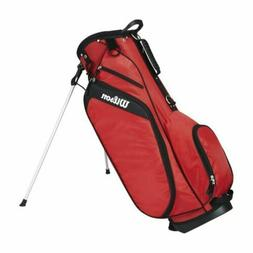Wilson Profile Golf Carry/Stand Bag, Red