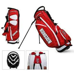 Wisconsin Badgers Official NCAA Fairway Stand Bag by Team Go