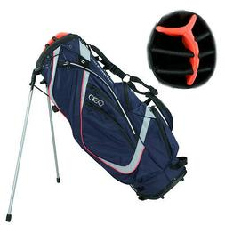 women s featherlite golf stand bag blueberry