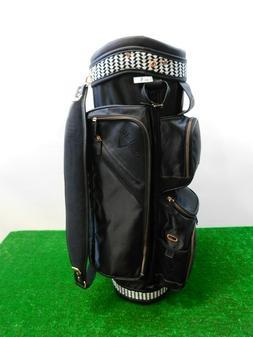 Callaway Womens Cart Golf Bag Black 6-Way W Rainhood, Matchi