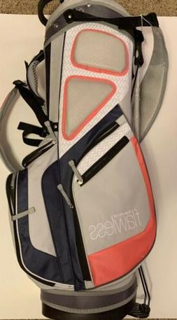 Top Flite Womens Golf Club Cart Bag 14-Way Divider Top Carry