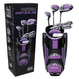 Womens Golf Clubs Complete Set 13 Piece Right Handed Lightwe