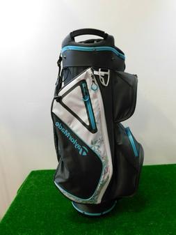 Taylormade Womens Kalea 2020 Cart Golf Bag With Rainhood 14-