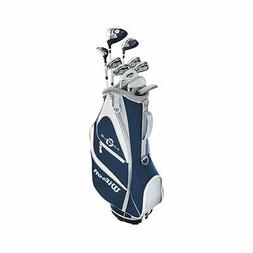 Wilson Womens Profile XD Complete Golf Set w/ Bag Right Hand