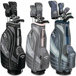 Callaway Womens Solaire Ladies Complete Golf Club set 8 piec