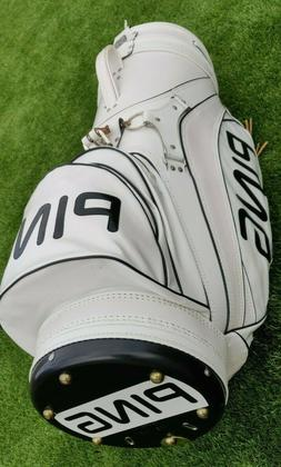 WOW Amazing NEW! VINTAGE Classic PING 1980's Staff Golf Bag