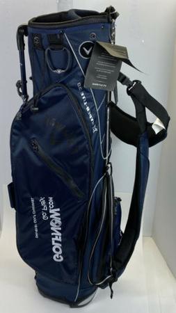Callaway X Hyper Lite 3.0 Golf Bag Carry Stand Bag 3 Way Gol