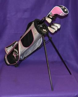 Callaway X Series Seven Piece Youth Junior Golf Set and Bag
