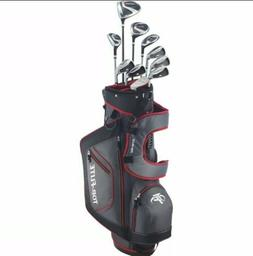 XL 13-Piece Complete Golf Set w/ Bag Right or Left Handed Re